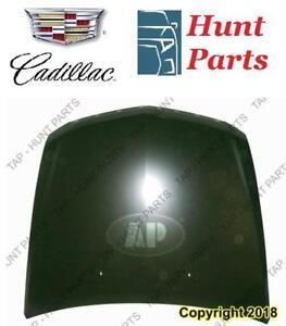 Cadillac Hood Bumper Cover Front Rear Fender Grille Absorber Couverture Pare-Chocs Arrière Avant Aile Capot Absorbeur