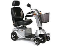 Quingo plus 8mph mobility scooter