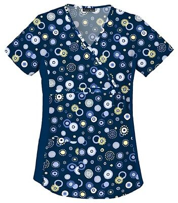 Dot Scrubs (Cherokee Scrubs Dot's Wonderful Scrub Top 2746C DWON Maternity)