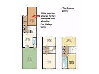 4 DOUBLE BEDROOM HOUSE - Swanscombe