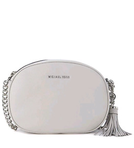 Michael Kors Ginny Crossbody in cement colour
