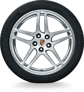 "18"" Macan S Genuine Porsche  Winter Wheel Set"