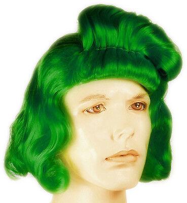Oompa Loompa Wig - Green Oompa Loompa Wig