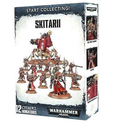START COLLECTING! SKITARII-New Box Games Workshop Warhammer 40K - LOW Price+FAST