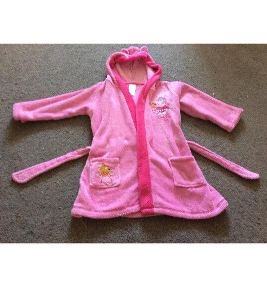 Peppa pig dressing gown 12-18 months   in Midsomer Norton, Somerset ...