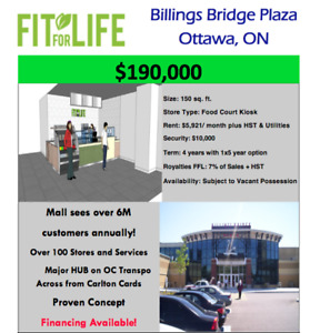 5 Businesses for Sale - INS Market & Fit for Life