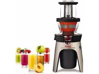 New Tefal ZC500H40 Infiny Press Revolution Juicer with 2 Filters for Juice/Coulis, 300 Watt £80 ono