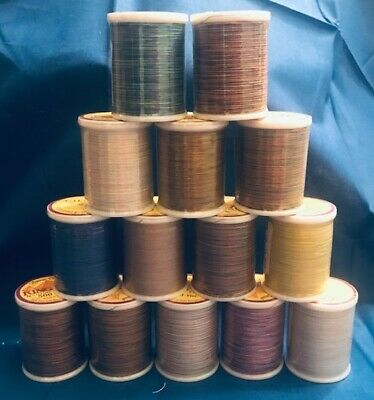 King Tut Quilting Thread by Superior 500 Yds Various Colors - 100% Cotton NEW  King Tut Quilting Thread