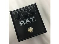 ProCo Rat 2 Distortion Guitar Pedal