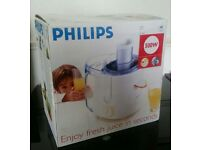 Phillips Juicer Brand new