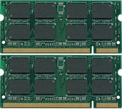 New! 4GB KIT 2x2GB PC2-5300 667Mhz 200pin SODIMM for Acer Aspire 4530 200 Pin Sodimm Acer Aspire