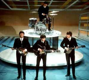 The Beatles at Ed Sullivan Show (1964 à 1966) DVD 2 disques