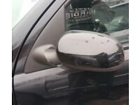 Vauxhall Corsa Wing Mirror In Black (2003)