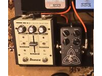 Ibanez Echo Shifter analog delay guitar pedal