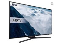 "60"" Samsung Smart 4K Ultra HD with HDR TV UE60KU6020 warranty and delivered"