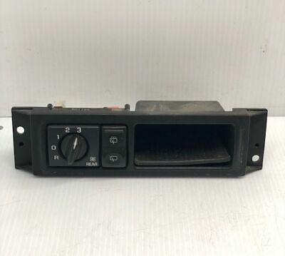 1997-1999 Chevy Chevrolet Venture Rear A/C Heater Control Switch Oem