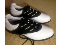 Women's Adidas Golf Shoes. UK Size 7.