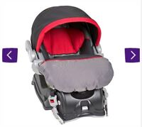 Baby Trend EZ Flex Loc Infant Car Seat - BARELY USED!
