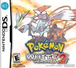 Pokemon White 2 for DS