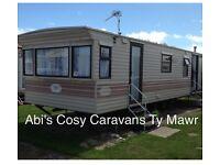 8 berth pet friendly caravan on Parkdean Resorts Ty Mawr, near Rhyl, North Wales