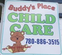 Buddy's Place - Family Day Home
