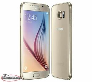 Samsung Galaxy S6...Gold Platinum