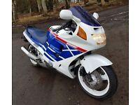 Honda CBR1000F 1989 Years Mot, Serviced.