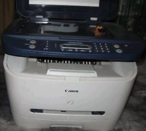 Canon laser all-in-one