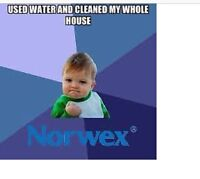 Chemical free cleaning with Norwex