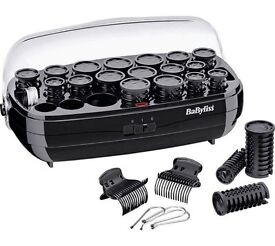 BaByliss Thermo Ceramic Heated Hair Rollers still in box
