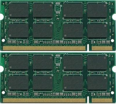 New! 4GB KIT 2x2GB PC2-5300 667Mhz 200pin SODIMM for Acer Aspire 5515 200 Pin Sodimm Acer Aspire