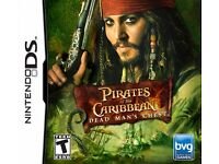 Pirates of the Caribbean: Dead Mans Chest [NDS]