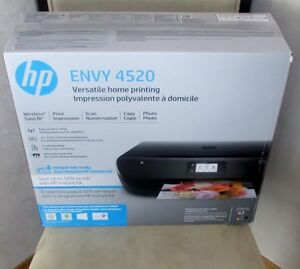 H P Envy 4520  printer  brand new in sealed in box