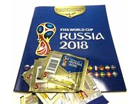 Panini World Cup 2018 - Sticker Swaps