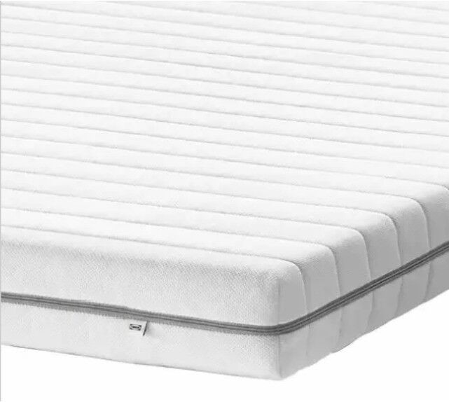 Mattress topper for double size bed washed and ready for sale