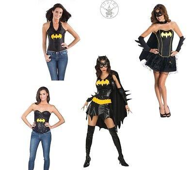 Rubies Batgirl, ADULT, Sexy Komplett Kostüm oder Neckholder oder - Adult Kostüm Sexy