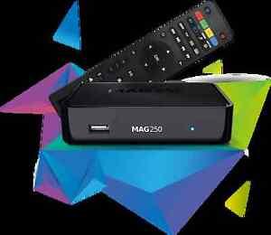 MAG 250 IPTV BOX $99