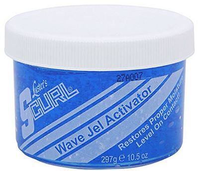 Luster's S-Curl Wave Jel Activator 10.5 oz (Pack of 4) - Lusters S-curl Wave