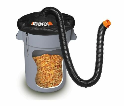 Worx Leaf Collection Bag Composter Gas Electric Vacuum Garde