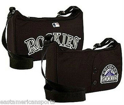 Rockies Womens Jersey (Colorado Rockies MLB Jersey Purse Womens Tote Bag Case Handbag Littlearth)