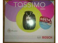 Unopened, sealed Tassimo drinks maker