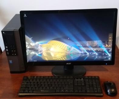 Home Business Desktop
