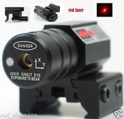 Laser Sight Rifle Scope
