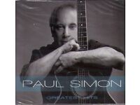 very rare 2 cd set new and sealed of paul simon