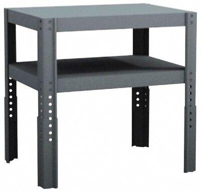 18 Inch Wide Table - WorkSmart 24 Inch Wide x 18 Inch Deep, Steel Top, Work Table Comfort Edge, 18...