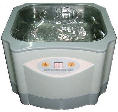 New Dental Professional Ultrasonic Cleaner 60w 120v