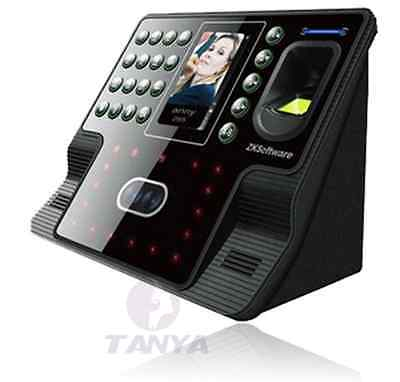 Zksoftware Iface102 Biometric Identification Time Attendance Face Reader Finger