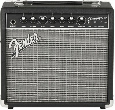 Fender Champion 20w Electric Guitar Amp