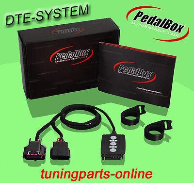 DTE Systems Power Converter Pedalbox Tuning Mercedes GL-Klasse X166