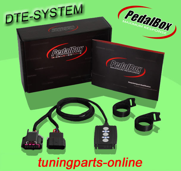DTE Systems Power Converter Pedalbox Tuning 1er BMW 120i